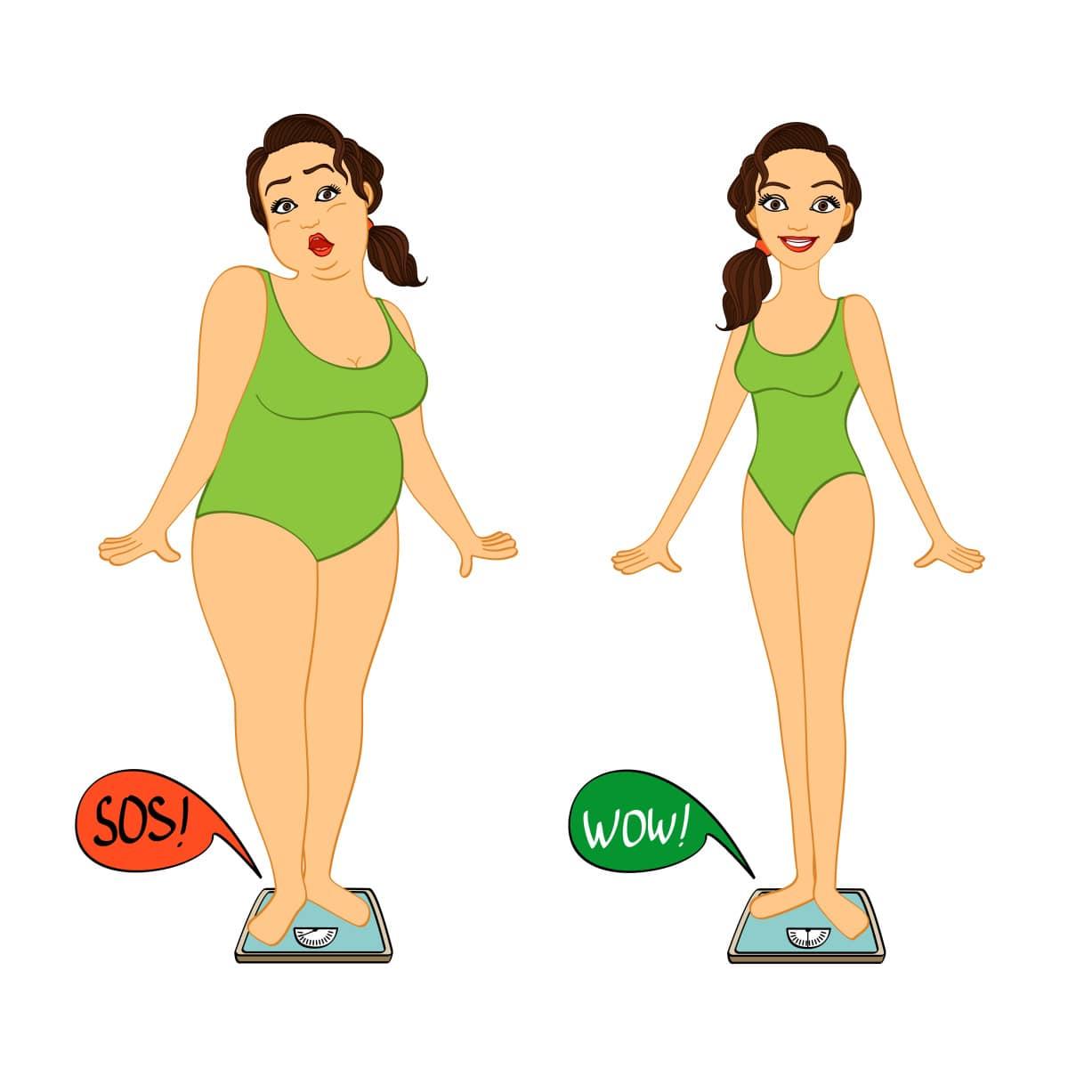 Реальные люди которые похудели