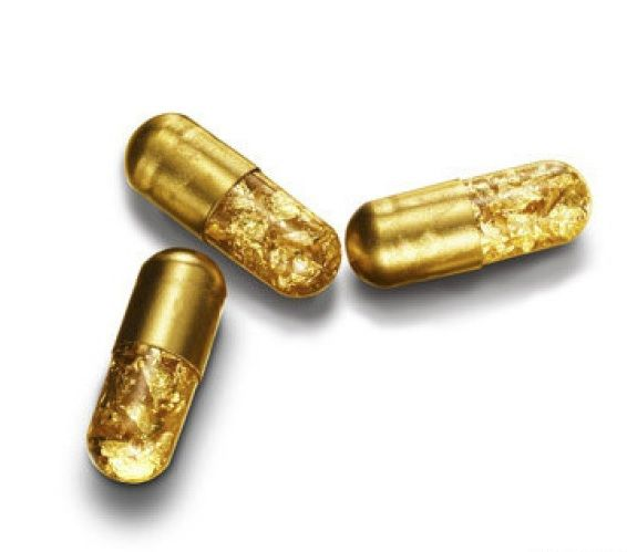 Волшебные таблетки для похудения