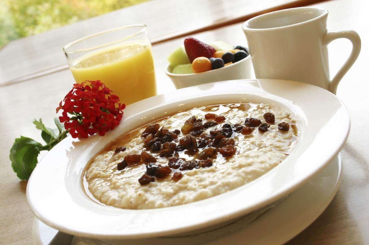 что скушать на завтрак правильное питание