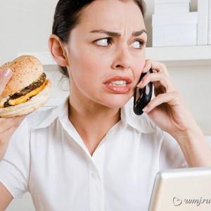 Эмоции и еда