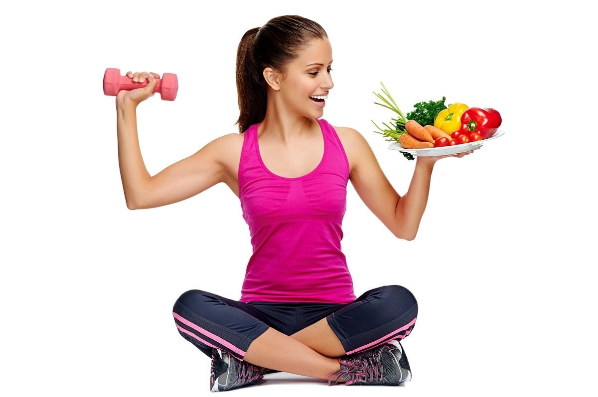 диета и тренировки для похудения онлайн