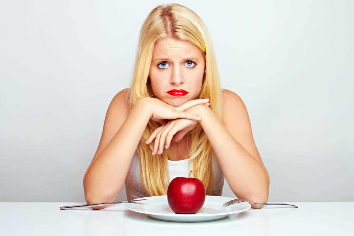Как настроиться похудеть?