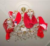 Симоронский ритуал: Трусы на люстру, деньги в дом