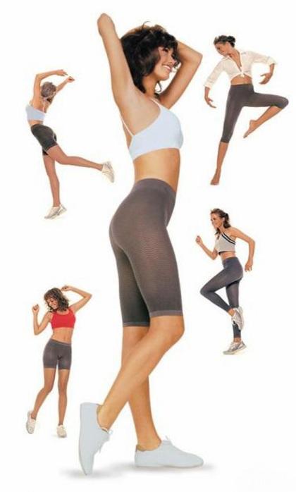 В помощь физическим упражнениям при похудении