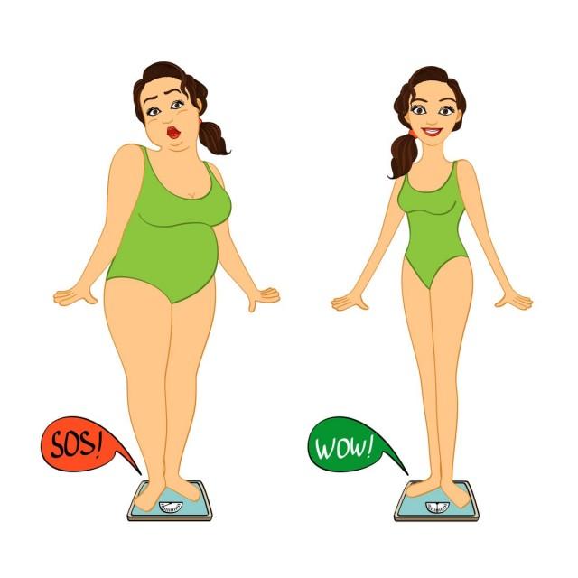 Техника для похудения