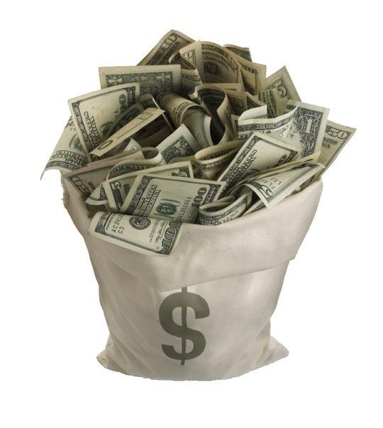 Денежная техника. Привлечение денег