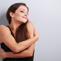 Как баловать свое тело? Упражнение