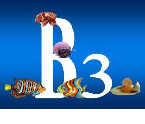Витамин B3 (Ниацин, никотиновая кислота, витамин PP)