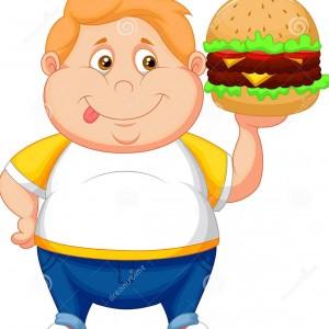 Нормальный толстый