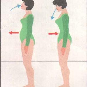 Упражнение Вакуум для живота