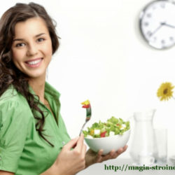 Давайте поговорим об отношение к еде и себе