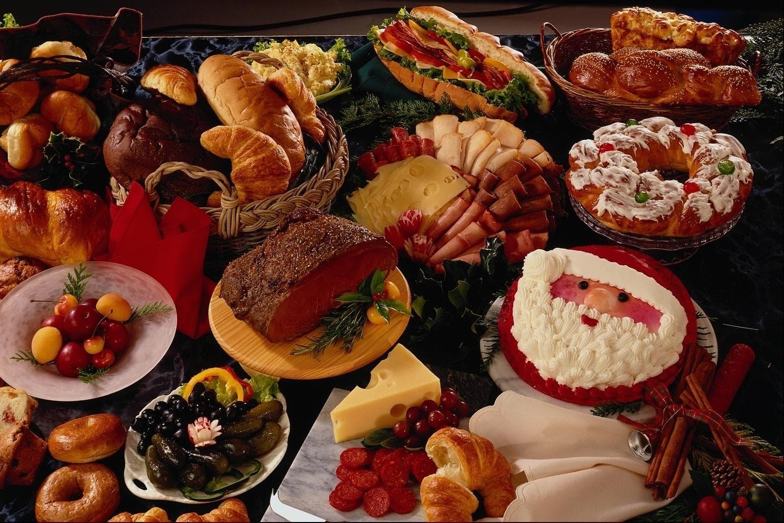 Как питаться после Нового Года
