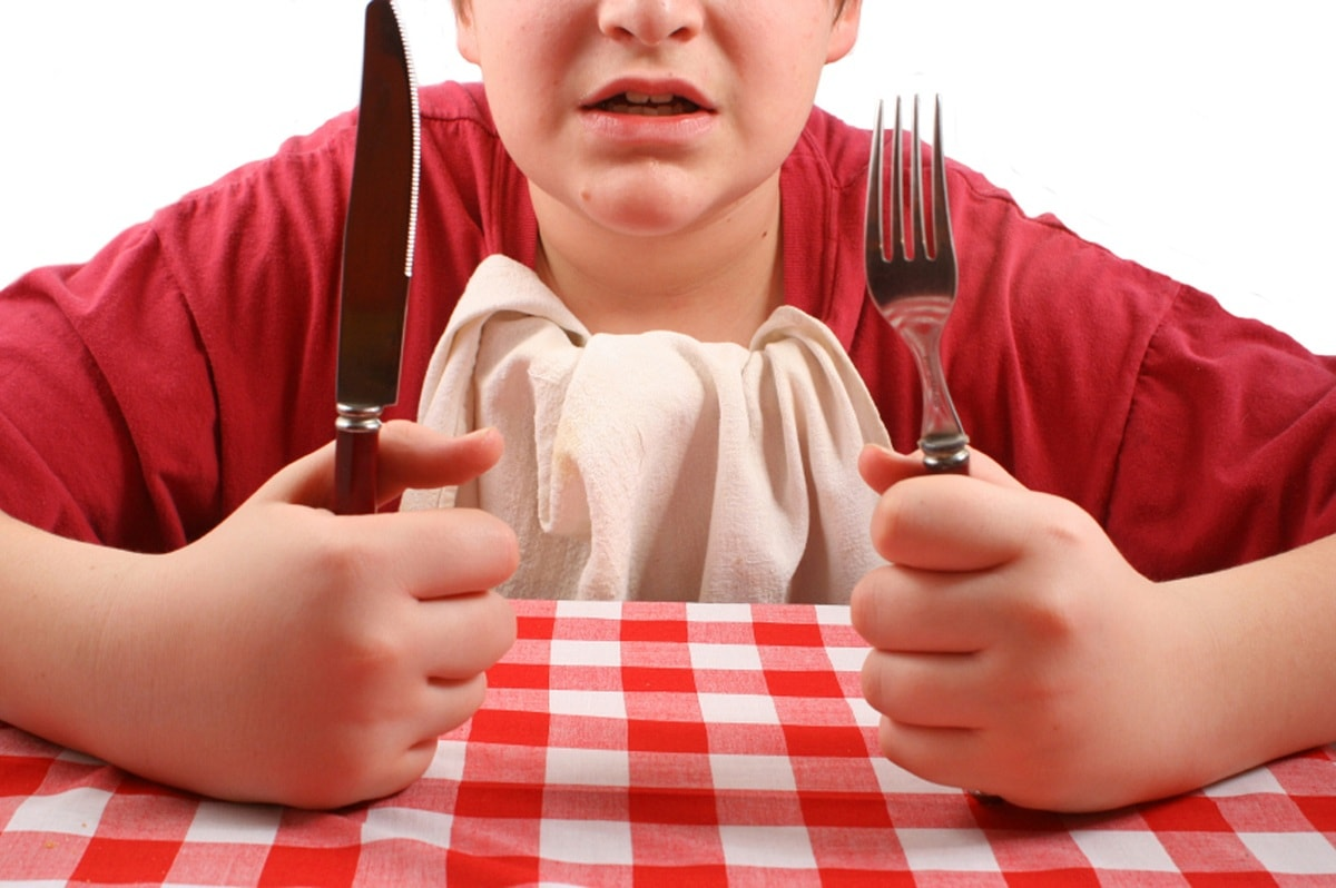 Постоянное чувство голода даже после еды