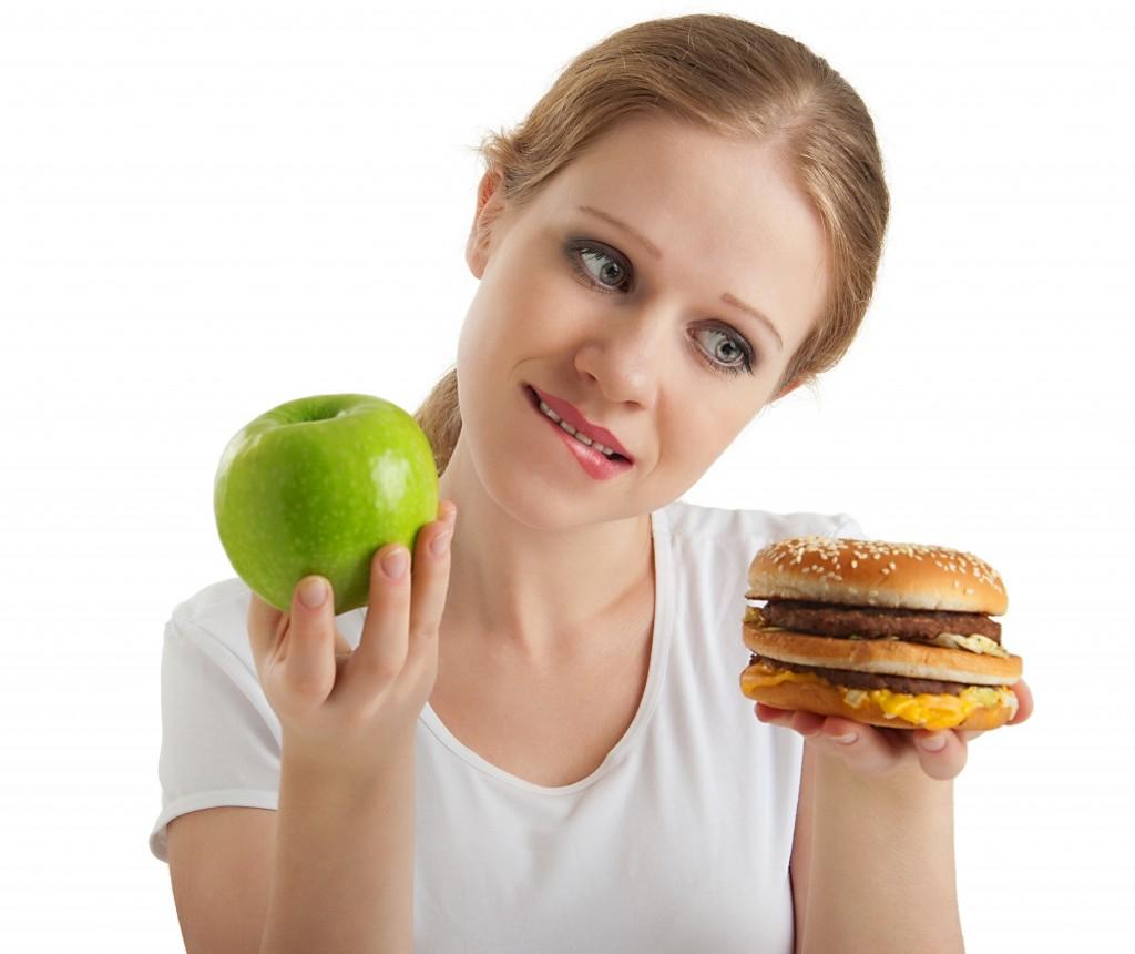 7 принципов похудения