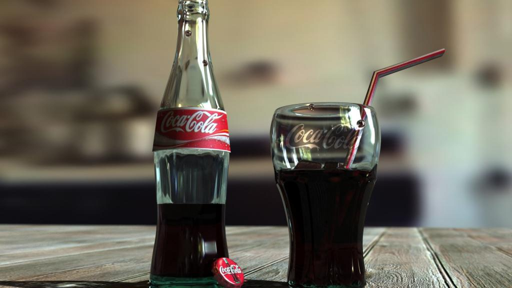 кока-кола вред или польза