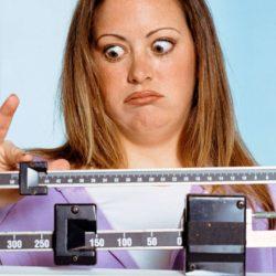Почему вес возвращается?