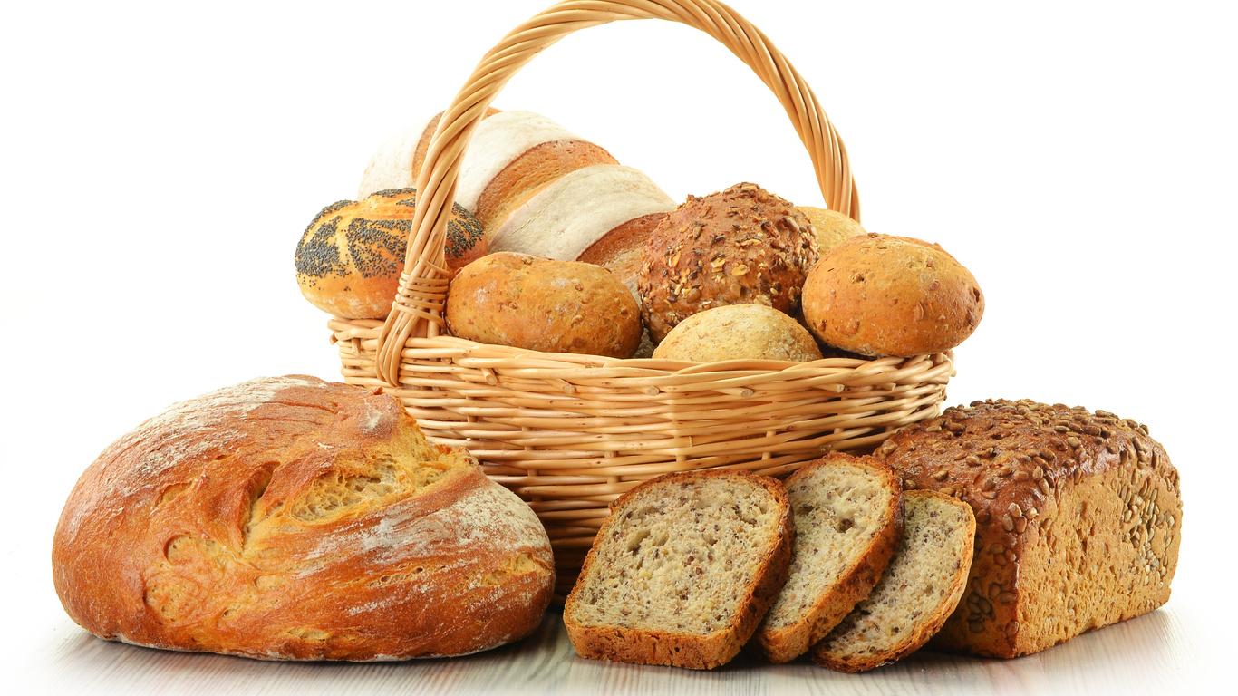 как есть меньше хлеба