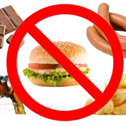 Запрет на вредную еду