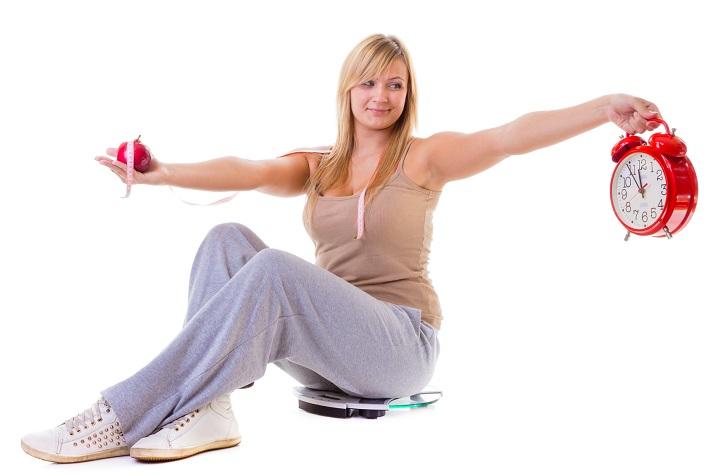простой домашний способ похудеть