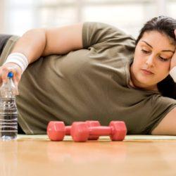 Страх -похудеть не получится!